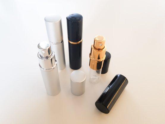 Szórófejes parfümösüveg
