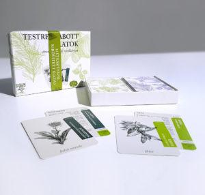 Aromaterápiás vetőkártya - Testre szabott illatok - 3. kiadás