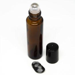 15 ml roll-on barna folyadéküveg